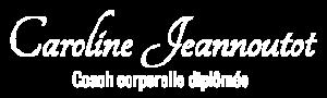 Gym posturale Caroline Jeannoutot logo