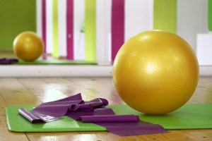 cours de gym collectif